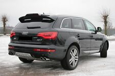 AUDI Q7 FIRST FACELIFT 2009-2013 FENDER FLARES WHELL ARCH EXTENSIONS