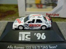 1/87 Herpa ALFA ROMEO 155 V6 TI ITC '96 watt #19 036887