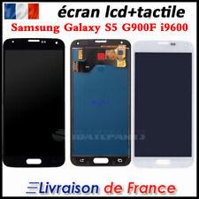 POUR SAMSUNG GALAXY S5 i9600 SM-G900F ECRAN TACTILE LCD D'AFFICHAGE REMPLACEMENT