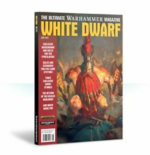 White Dwarf Magazine June 2019 Warhammer  NEW