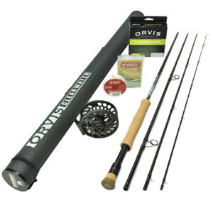 Orvis Clearwater 103-4 Nymph Fly Rod Outfit