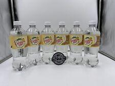 6 Pack Canada Dry Vanilla Cream Soda Pop 591mL Bottle Soft Drink (FREE SHIPPING)