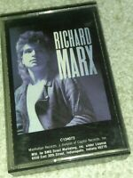 Richard Marx Self Titled 1987  Classic Rock Roll Cassette Tape Pop