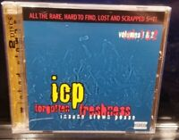 Insane Clown Posse - Forgotten Freshness 1 & 2 CD 2005 psychopathic records icp