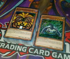 *COMPLETE* CLASSICAL EXODIA DECK - ELECTROMAGNETIC TURTLE+ MIRROR FORCE - YUGIOH
