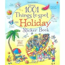 1001 Things to Spot on Holiday Sticker Book by Hazel Maskell (Paperback, 2014)