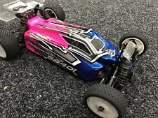 Pr Racing SB401 4x4 Body Carrosserie Lexan par Penguin New Shape