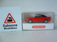 Wiking 132 38 30  H0 1/87 AUDI A4 Cabrio NEU/EVP B617