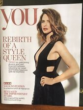 UK You Magazine 29 October 2017 Trinny Woodall Georgina Castle Dodie Clark