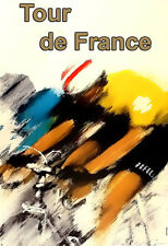 Sports Tour de France Cycle Bicycle Bicycle Race  Poster Print