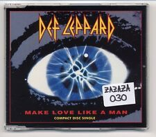 Def Leppard Maxi-CD Make Love Like A Man - German 4-track - 866 993-2