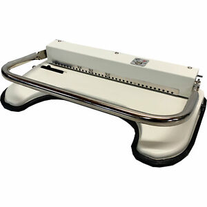 James Burn MP34 3:1 A4/A5 Wire Punch-Only Binder (Not PB34)