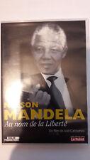"DOCUMENTAIRE DVD ""NELSON MANDELA - AU NOM DE LA LIBERTE"" (2010)"