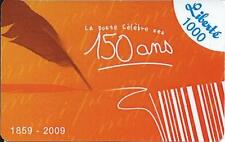 RARISSIME! NOUVELLE CALEDONIE *LAPOSTE CELEBRE SES 150 ANS* 1859-2009 SUPER LUXE
