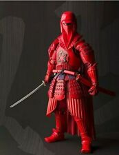 Star Wars SAMURAI Guardia imperial 17cm juguete toy BanDai Figura colección red