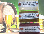 3 Pack Handmade Organic Vegan Beer Soap Bars - Cold Process 3 Scents Beer Lovers