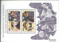BRD (BR.Deutschland) Block28 (kompl.Ausgabe) gestempelt 1994 Hagenbeck