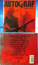 Autograf - Tear Down the Border (CD, 1991, Bizarre/Straight Records, USA)