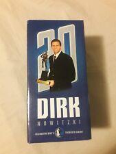 Dirk Nowitzki Bobblehead #3 Of 10 2007 MVP Dirks 20th Season