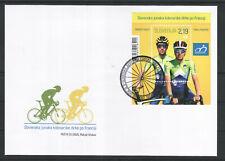 Slovenia 2020 FDC cycling Tour de France winner Tadej Pogacar Primoz RoGljic