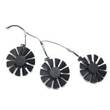 T129215SU GTX Cooling Fan For ASUS Strix R9390 R9390X RX 580 O8G GTX 1080TI O11G