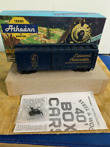 Athearn HO Scale Eastwood Company 40'  Boxcar