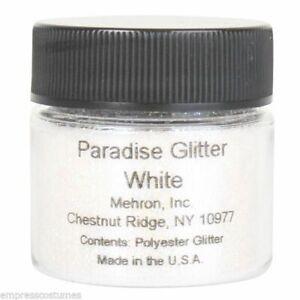 Mehron Paradise Glitter Professional Polyester Loose Face & Body Glitter .25oz