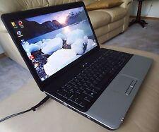 "HP Compaq Presario CQ60 15.6"" Dual Core Laptop  2.16GHz 160GB Win 7 MS Office"