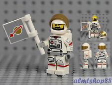 LEGO Series 15 - Astronaut Minifigure Space Flag Suit 71011 Collectible Minifig