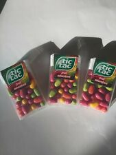 Tic Tac New Flavour FRUIT ADVENTURE 3 packs. Free postage