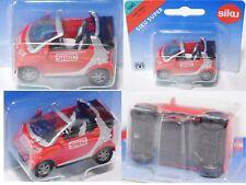 SIKU 1042 smart Cabrio / Blau-silber