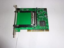 Generic PCI to PCMCIA Cardbus Adapter FG-PPM485-01-ST01 tested