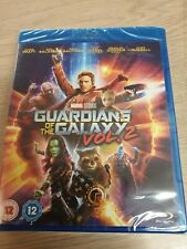 Guardians of The Galaxy Vol 2 Blu Ray new and sealed