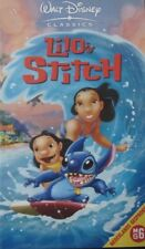 LILO & STITCH  - WALT DISNEY  - VHS (ORIGINAL DISNEY CASE)