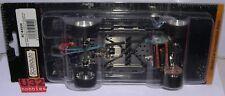 SCALEAUTO SC-8300E CHASIS SWRC 1/24 V2 RTR BASE ACERO 1.5mm BATALLA 93 a 111mm