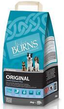 Burns Original Lamb & Rice Adult Dog Food 2kg Gluten Dairy Free Made In UK