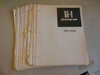 ROWE T1-1  NO COVER PAGES LOOSE  JUKEBOX  owners manual