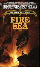 Fire Sea (The Death Gate Cycle, Vol. 3) by Margaret Weis, Tracy Hickman