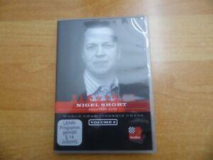 Chessbase DVD GM Nigel Short Greatest Hits Volume 2 World Champion Chess