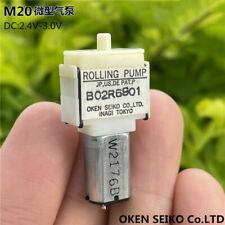 Oken Seiko Rolling Pump Dc 24v 3v Micro M20 Oxygen Air Pressure Pump Aquarium