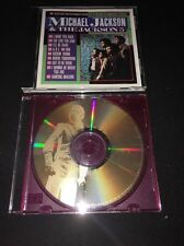 MICHAEL JACKSON Lot: Jackson 5 Motown 25th Anniversary TV Special History Disc 2