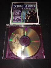 MICHAEL JACKSON Lot: Jackson 5 Motown 25th Anniversary TV Special History Disc 2