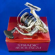 Shimano 15 STRADIC 4000XGM, Japan Model Spinning Reel, 034175