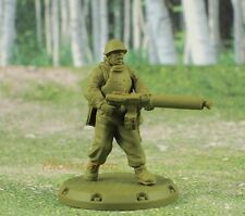 K774 Dust Tactics FRONTOVIKI SSU BATTLE Squad Soldier Action Figure Toy Model