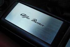 PLATTE ALFA ROMEO GTV SPIDER 916 TB TWIN SPARK TURBO V6 3.2 JTS TURISMO VELOCE
