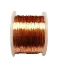 22 Ga Solid Copper Soft Round Wire 5 Oz. 170 Ft. Spool  Wrapping Copper wire