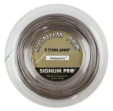 Signum Pro - Firestorm 1.20mm  - Tennis String - Gold Metallic - Reel - 200m