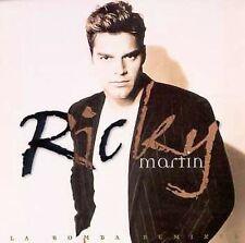 Ricky Martin : La Bomba Remixes CD