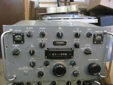 Collins R-390A Receiver Stewart Warner Short Wave Classic  Ham Refurbished Radio
