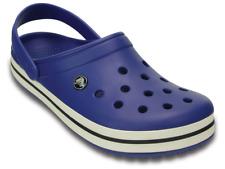Sandali Crocs crocband mare uomo blu in gomma estate slip on